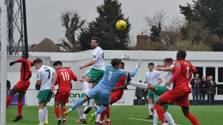 Match report - Guernsey at Colston Avenue