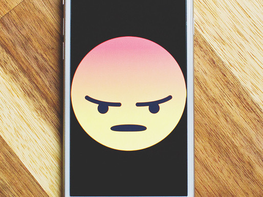 Is anger bad and wrong?