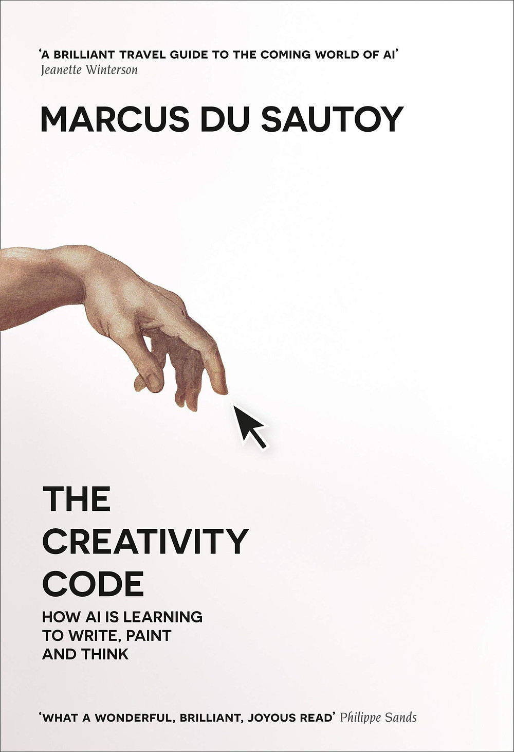 The Creativity Code by Marcus du Sautoy: the book slut book reviews friday debreif thebookslut