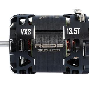 VX3 1/10 Brushless Motors