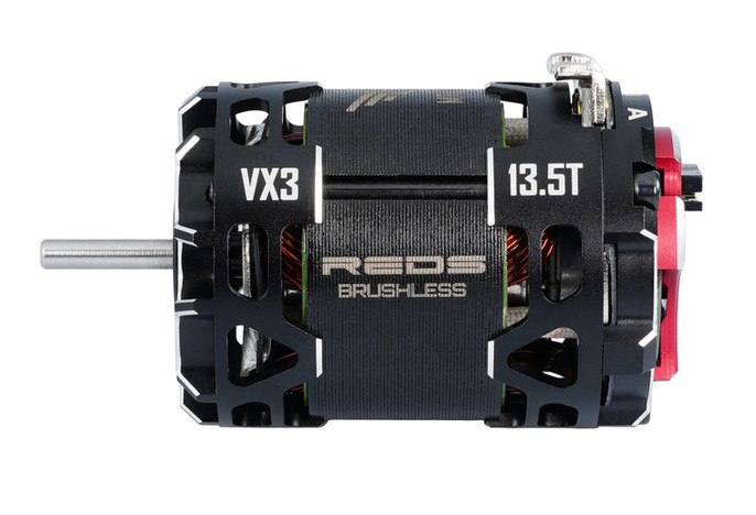 VX3 1/10 Brushless Motors