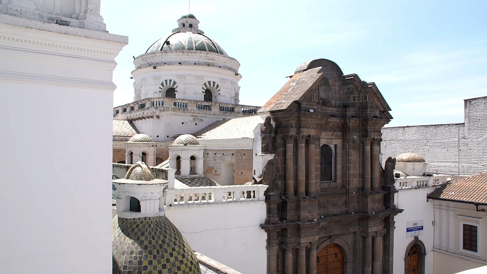 Iglesia de El Sagrario, Quito, Équateur