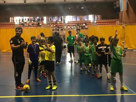 Campions de lliga de futbol - 5 categoria Pre-Aleví