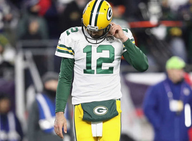 Aaron Rodgers-The end