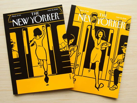 Augmented New Yorker
