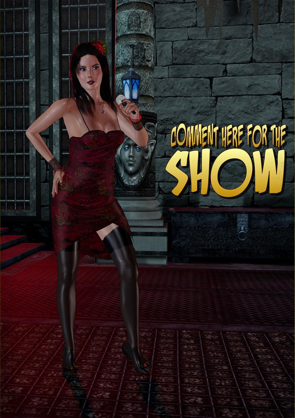 Rick Wakeman Showcase Poster