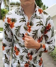 Floral Shirts - Pinterest