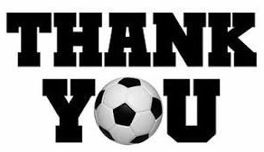 Thank you from the Club Chairman