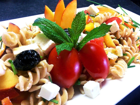 Recipe: Fancy Pasta Salad, easy and quick
