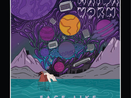 New Music: Maida Vorn // Face Like Thunder (EP)