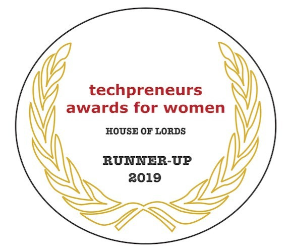 Techpreneur House of Lords Runner Up