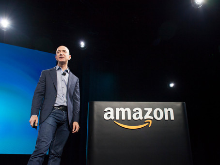 AFTER APPLE, AMAZON