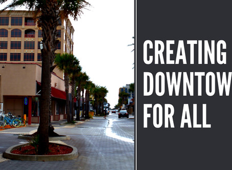 Creating a Downtown for All