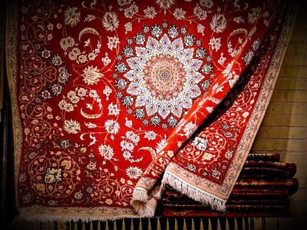 The History of Persian Rugs