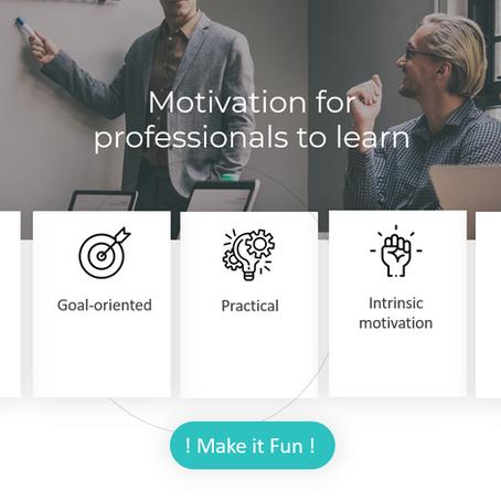 Making learning impactfull