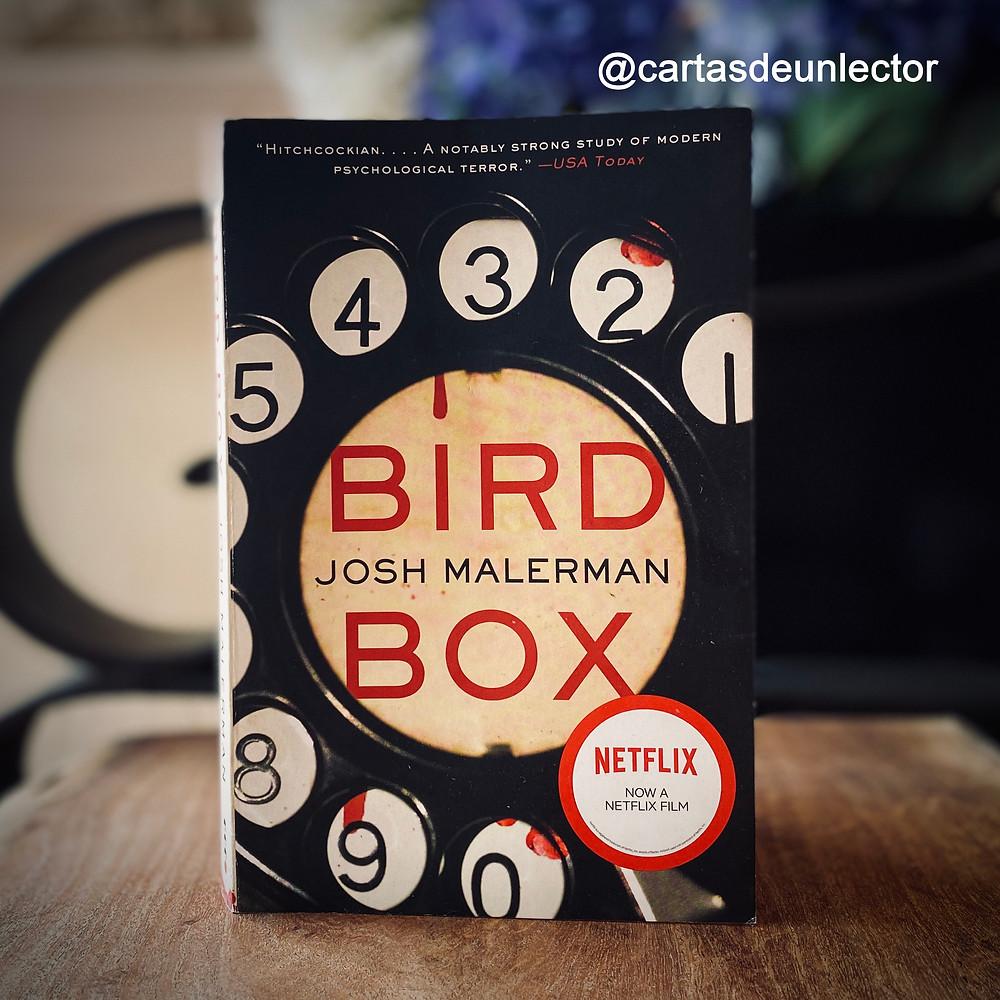 Foto Bird Box Libro - Cartas de un Lector