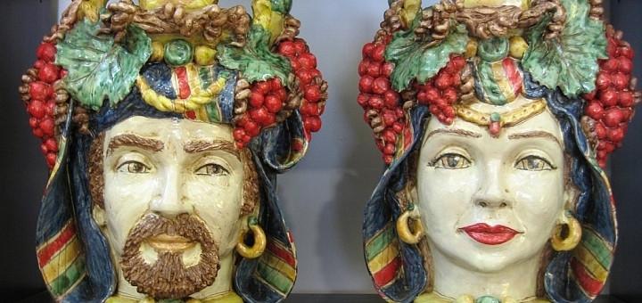 The Caltagirone ceramics