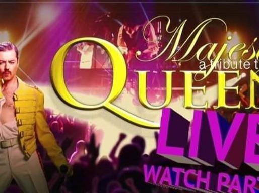 Majesty's Watch Party