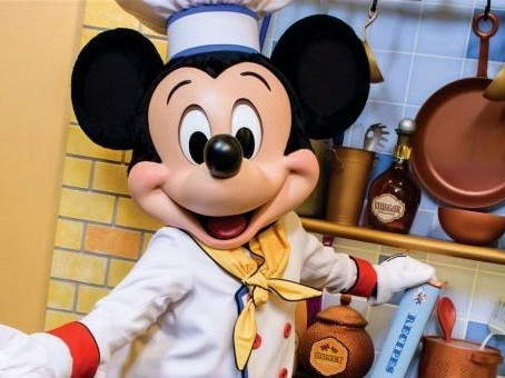 CHEF MICKEY AND PALS ARE RETURNING TO DISNEY'S CONTEMPORARY RESORT