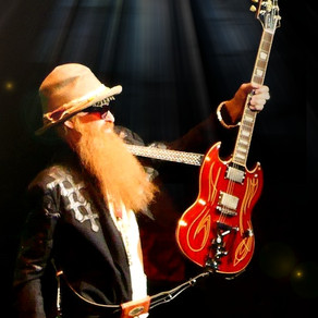 ZZ Top - Gimme All Your Lovin' - Live 2003