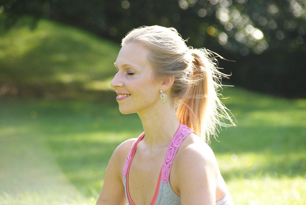 Lizzie Yoga im Yogaladen Offenbach & Frankfurt