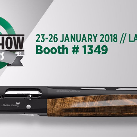 2018 SHOT SHOW - RETAY Arms to exhibit shotguns, air rifles and blank pistols In Booth # 1349