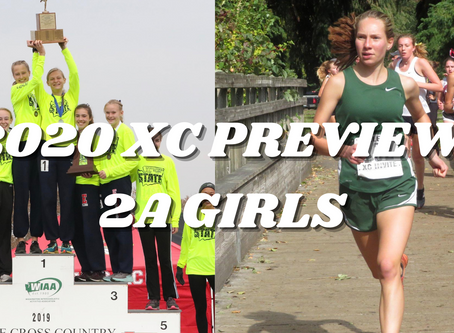 2020 XC Preview: 2A Girls