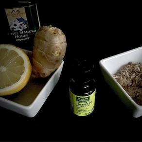 My favorite home remedies for a sore throat