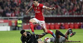 Benfica x Braga: Derrota na ressaca do clássico a colocar pressão
