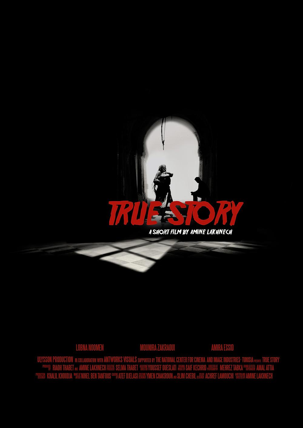 True Story short movie poster