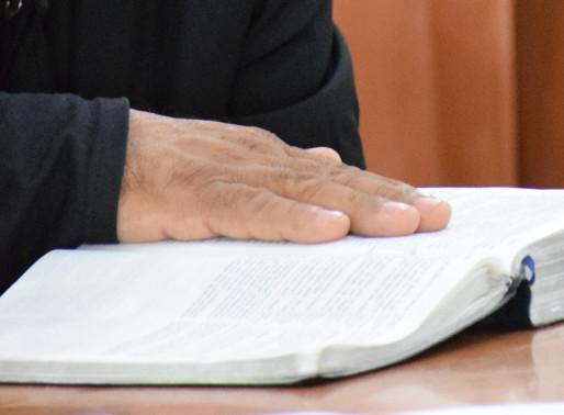 A Benção de ser e ter Pastor