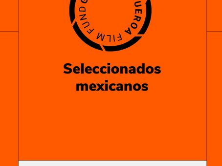 Estos son los participantes mexicanos seleccionados para el fondo fílmico Gabriel Figueroa.