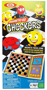 Magnetic Checkers | Babysitter San Diego