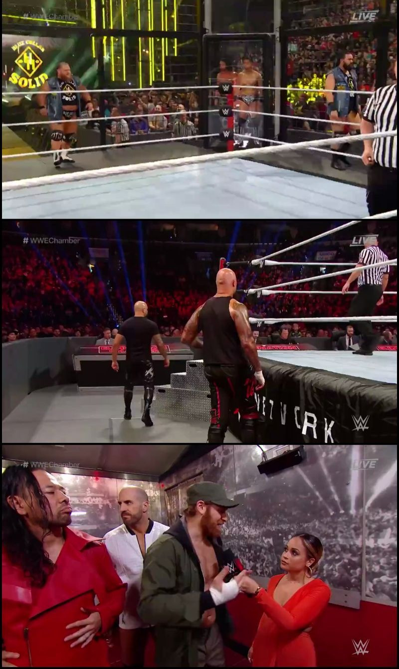 WWE Elimination Chamber (2020) PPV WEBRip 720p Full Show Download