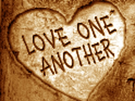 """God's teaching of """"Love one another"""" has had the most influence in my life."""