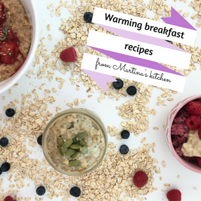 The new Warming Breakfasts ebook is here!