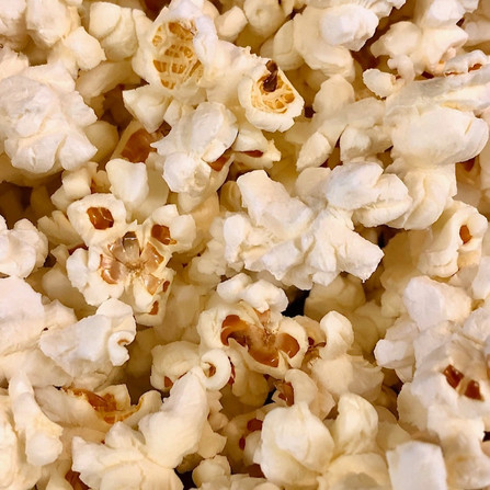 Quick & Easy Air Popped Popcorn