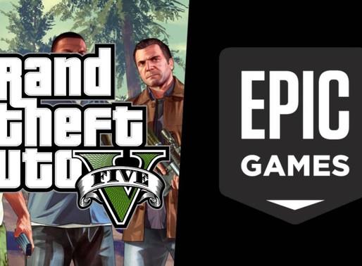 GTA 5 Dosyalarını Epic Games'e Taşıma