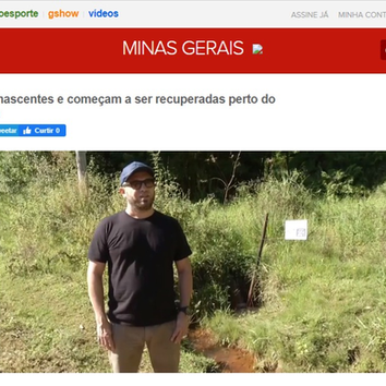 Projeto cataloga nascentes e começam a ser recuperadas perto do Ribeirão Ipanema - G1
