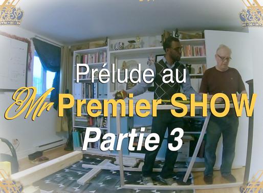 Mon Web TV Show - Partie 3