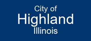 city of highland illinois logo