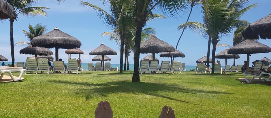 Ein Urlaub in Bahia, Brasilien