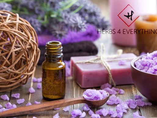Essential Oil Bath Recipes