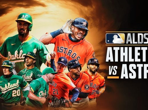 A Very Mean Underdog Astros face the A's in the Best-Of-Five American League Division Series