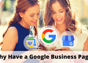 Why Have a Google Business Page?
