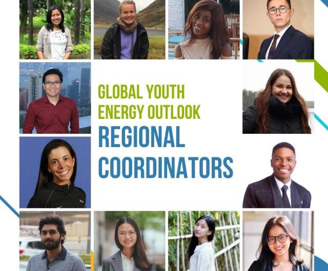 GLOBAL YOUTH ENERGY OUTLOOK BY STUDENT ENERGY