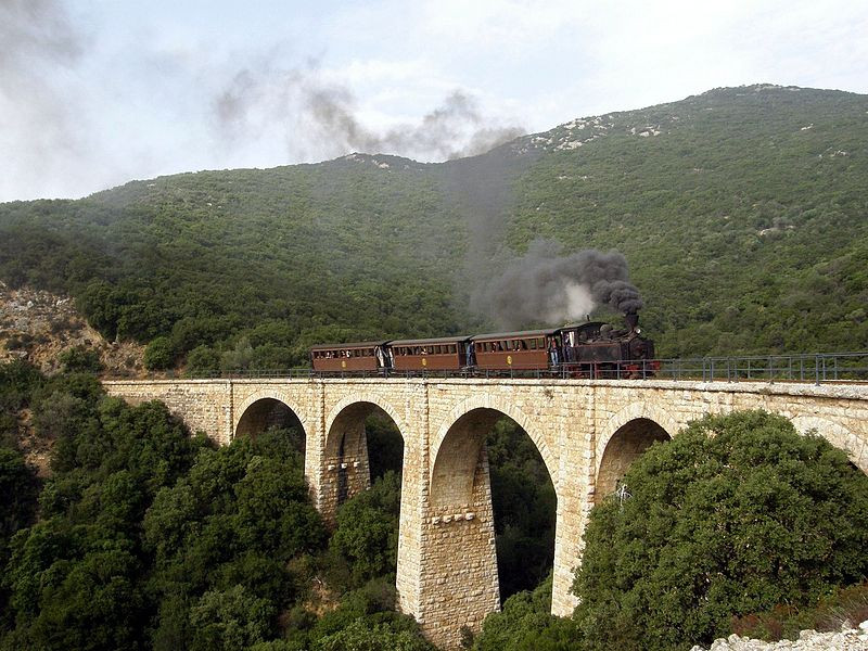 Moutzouris Train