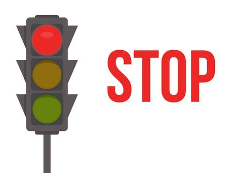 Put a Stoplight on Racial Gaslighting