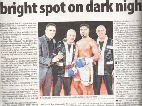 Check the press