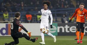 Shakhtar Donetsk x Benfica: Exibição medíocre a deixar a eliminatória em aberto